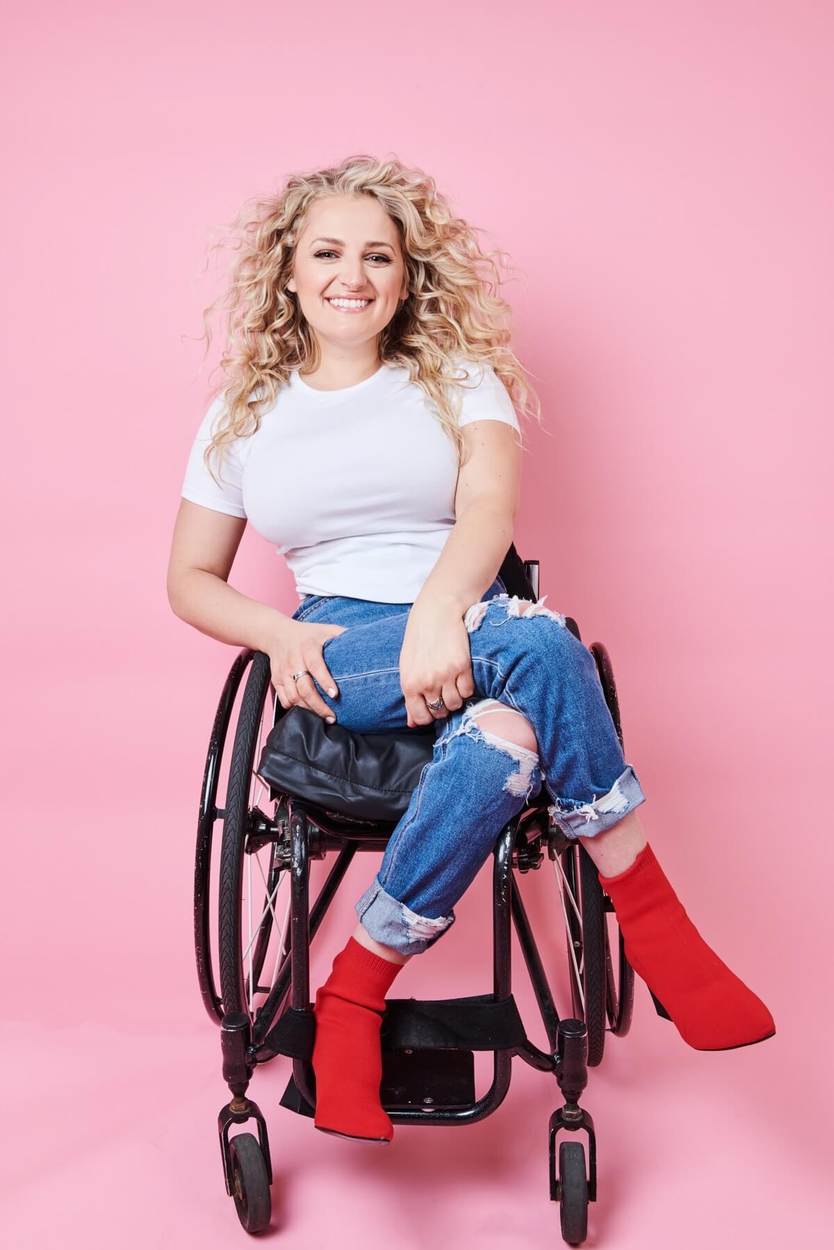 Ali Stroker: we speak to the Tony award-winning disabled